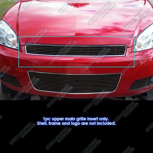 APS 2006-2013 Chevy Impala/2006-2007 Monte Carlo Black Billet Grille Grill #S18-H56756C ()