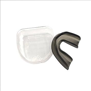 Protector Bucal, EVA, goma, ideal para deportes de contacto, Karate, Artes Marciales, rugby, MMA Cajas/Hockey, ...