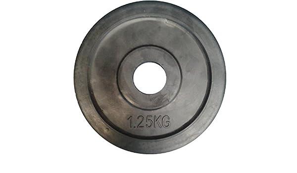 Discos de caucho diámetro 28 mm profesional: Amazon.es: Deportes y aire libre