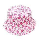 hunpta Baby Hat, Toddler Baby Kids Boys Girls Floral Pattern Bucket Hats Sun Helmet Cap (Pink)