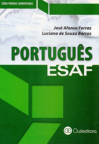Eboek0ml Baixar Ebook Portugues Esaf Serie Provas Comentadas Pdf