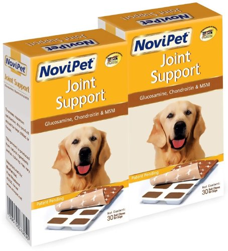 NoviPet Joint Support Chewable Tablets for Pets, My Pet Supplies