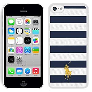 Lovely Lauren Ralph Lauren 21 iPhone 5c 5th Generation White Cell Phone Case by ruishername