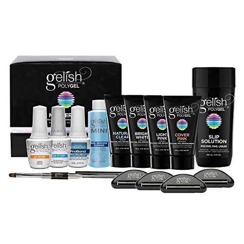 Hand & Nail Harmony Gelish Polygel Professional Nail Technician Enhancement Master Kit