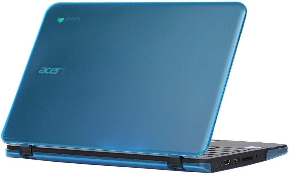 mCover Hard Shell Case for 2020 12-inch Acer Chromebook 712 C871 Series (NOT Compatible with Acer C11 C720 / C721 / C730 / C731 / C732 / C771 / C740 / CB3-111 / CB3-131,etc) - AC-C871 (Aqua)