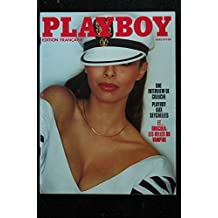 PLAYBOY 065 N° 65 INTERVIEW COLUCHE DEBRA JO PLAYMATE 78 EROTISME PHOTO SEYCHELLES CHIC