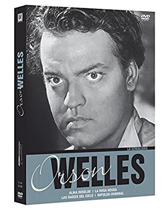 Pack Orson Wells (4 Titulos)