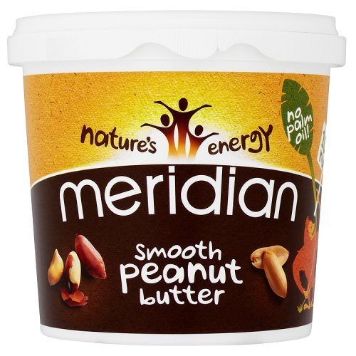 11 opinioni per Meridian No Added Sugar & Salt Smooth Peanut Butter 1000g