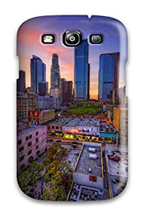 For Galaxy S3 Protector Case Locations Los Angeles Phone Cover
