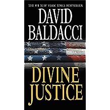 Divine Justice (The Camel Club Book 4)