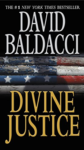Divine Justice (The Camel Club Book 4)