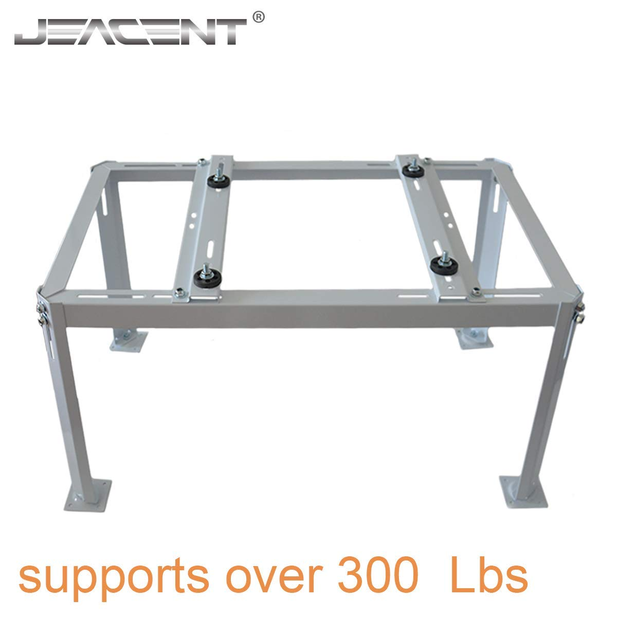 Jeacent Ground Stand Bracket for Mini Split,Air Conditioner Mounting Brackets Support by Jeacent