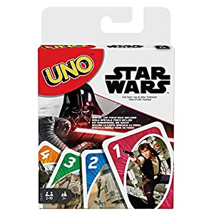 UNO: Star Wars – Card Game