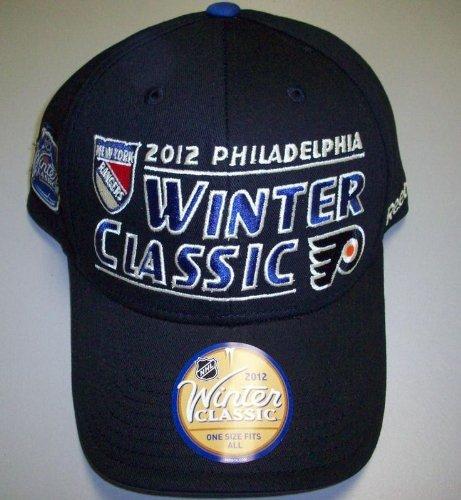 2012 Winter Classic Dueling Velcro Back Hat by Reebok B006RJW40M