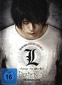 Death Note: L Change the World (Mediabook) [Alemania] [DVD]