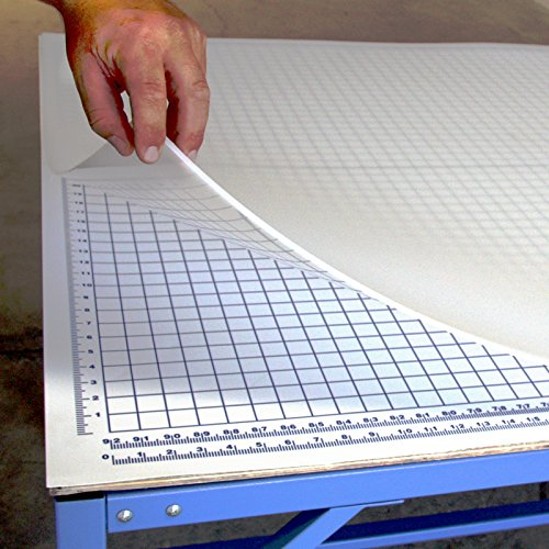 Self Healing 4'x8' Rhino Cutting Mat with Grid Sheet by Signs Direct
