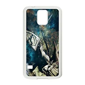 Warrior With Weapon Fashion Comstom Plastic case cover For Samsung Galaxy S5