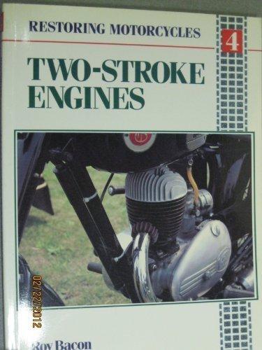 Restoring Motorcycles: 2 Stroke Engines