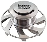 NEW SOUTHWEST SPEED POLISHED BILLET ALUMINUM