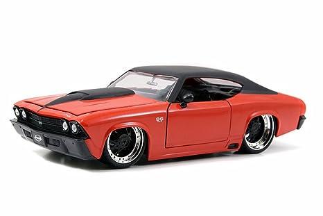 1969 Chevy Chevelle SS Orange