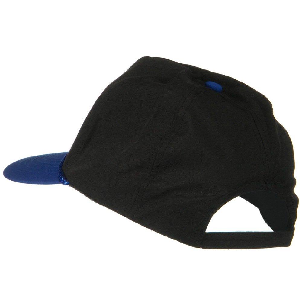 Poplin Golf Cap - Royal Black  Amazon.co.uk  Clothing 44b33efcfe3c