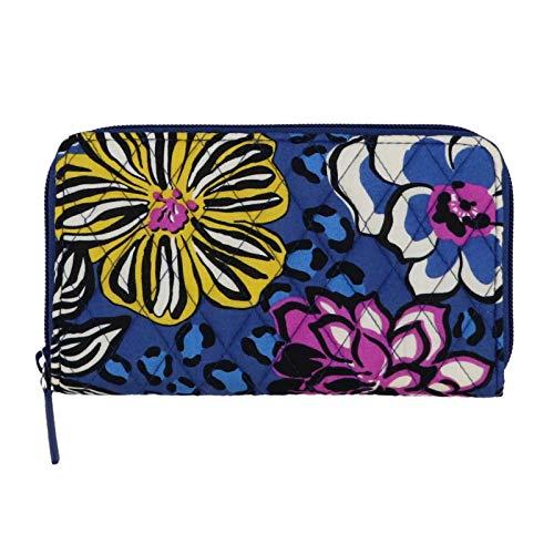 Vera Bradley Accordion Wallet (One Size, African Violet)
