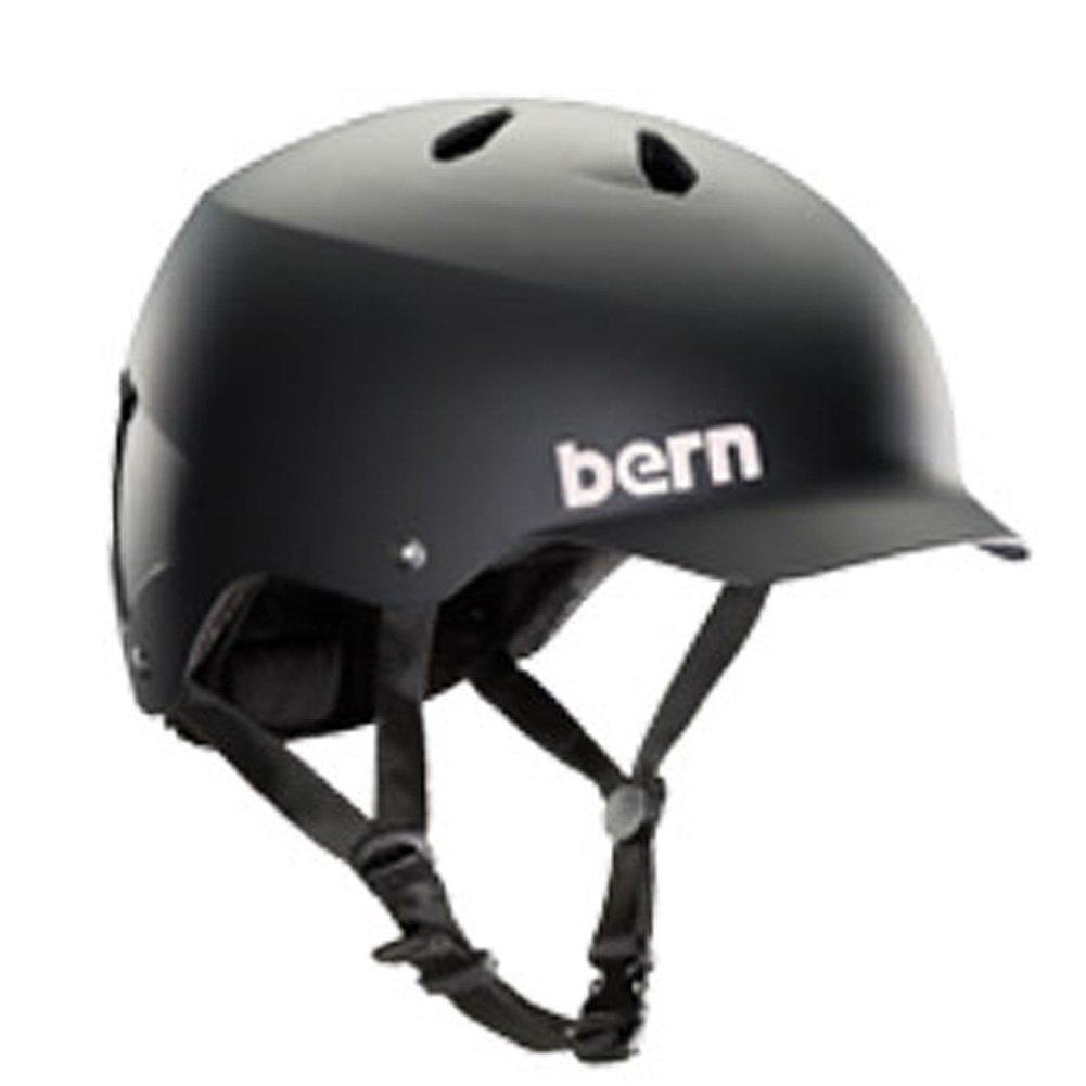 2019高い素材  bern バーンWATTS bern ALL SEASONオールシーズンヘルメット/オールシーズンモデル B07CL1LSFZ B07CL1LSFZ ALL Medium|MatteBlack MatteBlack Medium, 木のおもちゃがりとん:a10101cc --- a0267596.xsph.ru