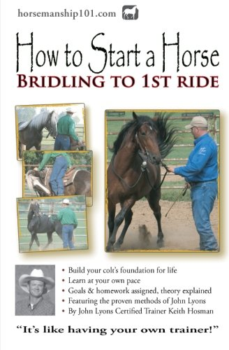 How to Start a Horse: Bridling to 1st Ride