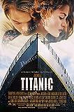 "Posters USA - Titanic Movie Poster GLOSSY FINISH) - MOV251 (24"" x 36"" (61cm x 91.5cm))"