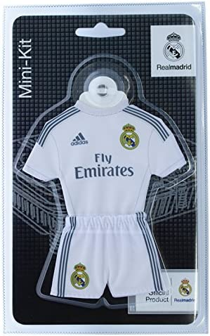 VOITURE real madrid maillot domicile 20152016 17 cm: Amazon