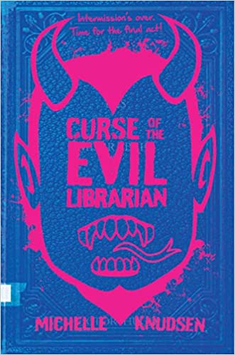 Image result for curse of the evil librarian