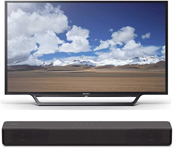 Sony KDL32W600D TV Inteligente HD de 32 Pulgadas con Barra de ...
