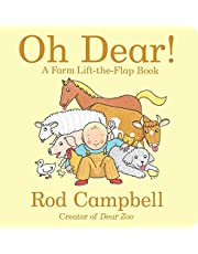 Oh Dear!: A Farm Lift-The-Flap Book