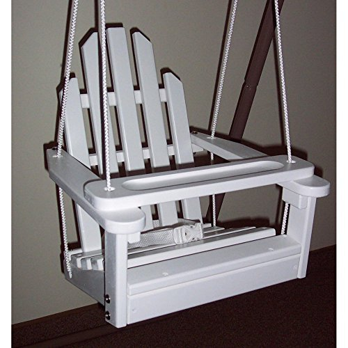 Prairie Leisure Kiddie Adirondack Chair Swing by PRAIRIE (Kiddie Chair)