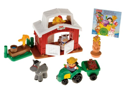 fisher price animal farm - 9