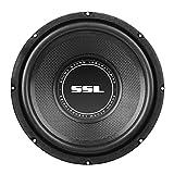 SSL SS8 SS 8-inch 400-watt Single Voice Coil Subwoofer
