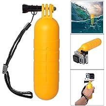 Fantaseal Anti-slide Grenade Floaty Grip for GoPro Floating Hand Grip GoPro Bobber for GoPro Hero 6 / 5 / 4 / 3+ GoPro Session + SJCAM SJ6000 / SJ5000 / SJ4000 + Garmin Virb XE + More Action Cameras