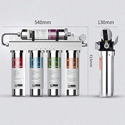 LIANGJING Filtro de Agua Potable Directo para el hogar purificador ...