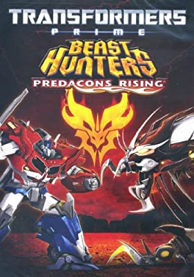 "Transformers Prime Beast Hunters Predacons Rising LIMITED EDITION Includes BONUS FEATURES Audio Commentary and 3 Exclusive Animated ""Beast Bites"" Shorts"