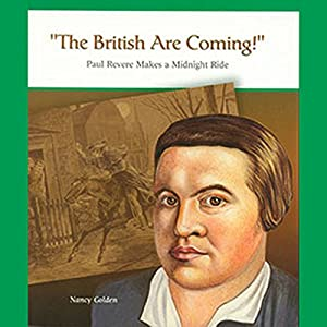 The British Are Coming! Audiobook