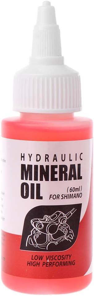 Vxhohdoxs - Sistema de aceite mineral para frenos de bicicleta (60 ...