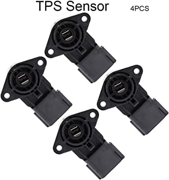 ROADFAR TH381 Throttle Position Sensor Compatible Fit for 2005-2011 Fit ford Crown Victoria 2005-2014 Fit ford E-150 2005-2014 Fit ford E-250 2PCS