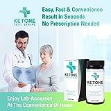 Ketone Keto Urinal Test Strips, 150 Strips