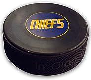 Charlestown Chiefs Slapshot Hockey Puck