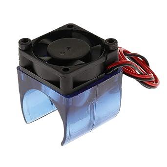 B blesiya; Funda para ventilador de Refrigerador Radiador Duct ...