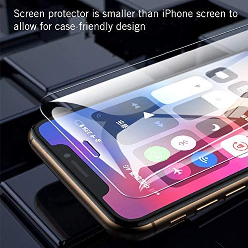 Tempered Glass Film TECH PROTECT Bubble Free 6.1 Inch Shatterproof 2-Pack Screen Protector for iPhone 11 /& iPhone XR Case Friendly