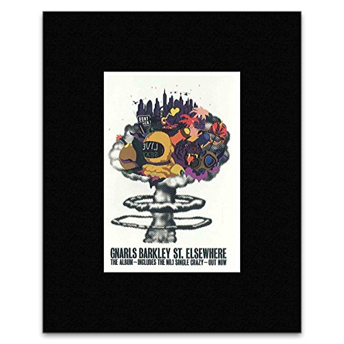 Gnarls Barkley - St. Elsewhere Mini Poster
