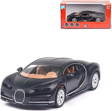 LJHLJH Regali di Natale per Ragazzi Pull automezzi Bugatti Veyron