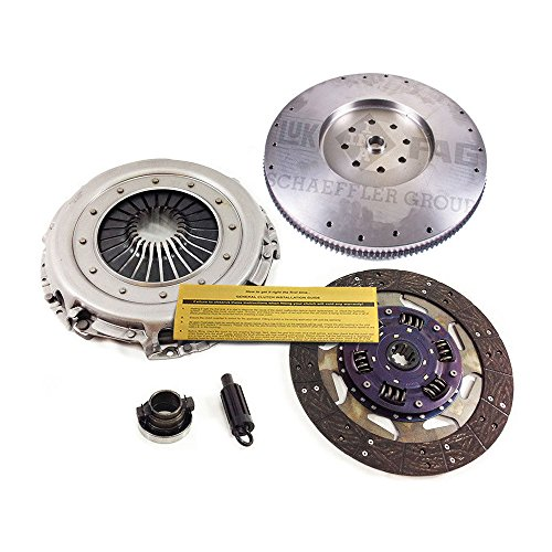 CLUTCH KIT+FLYWHEEL fits 01-05 DODGE RAM 2500 3500 5.9L NV5600 CUMMINS 6SPD