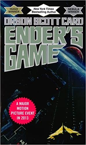 Image result for Ender's Game by Orson Scott Card